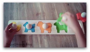 dierenplank puzzel