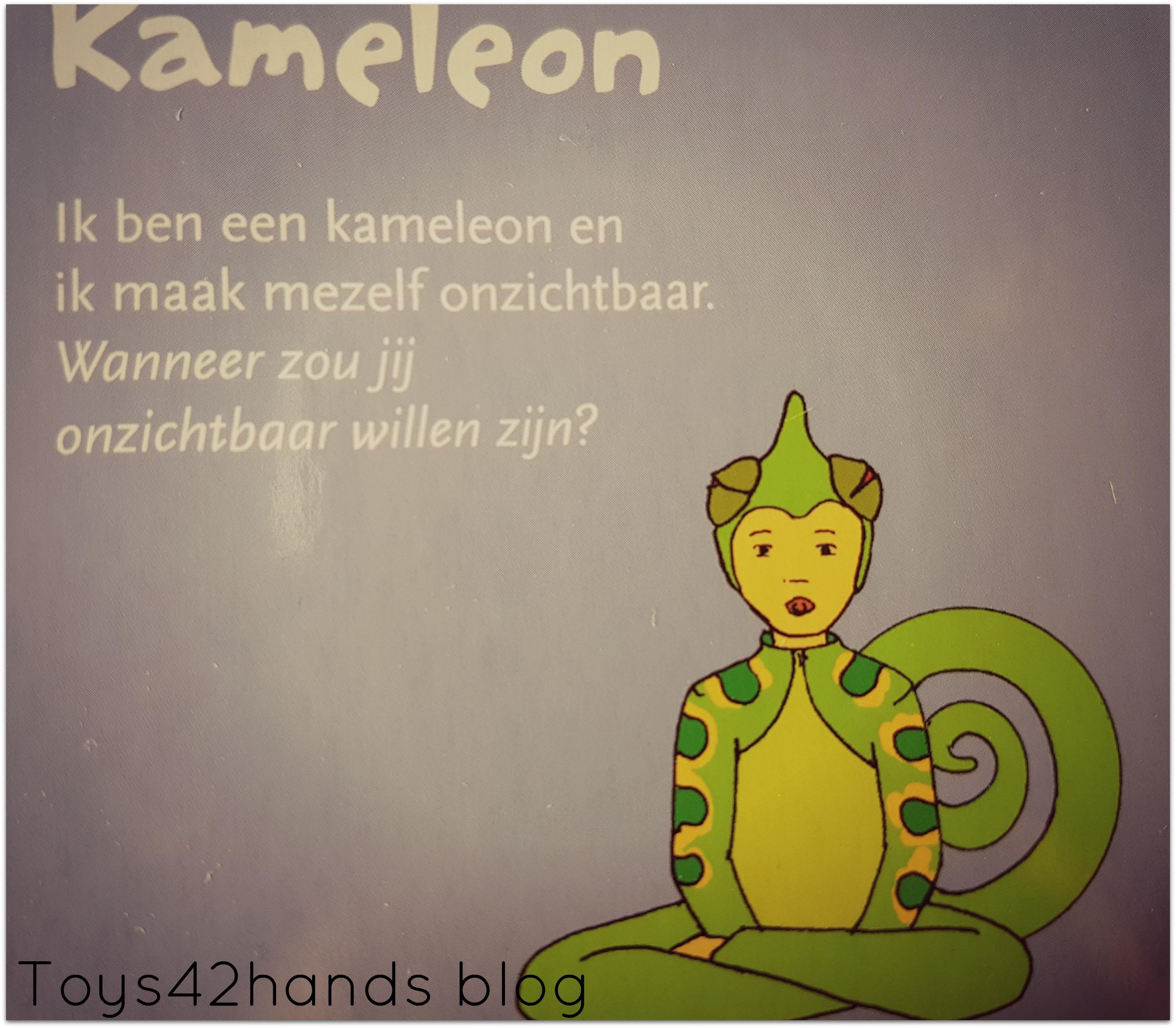yoga cameleon